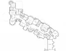 Mansion Home Floor Plans Floor Plans To The 25 000 Square Foot Utah Mega Mansion