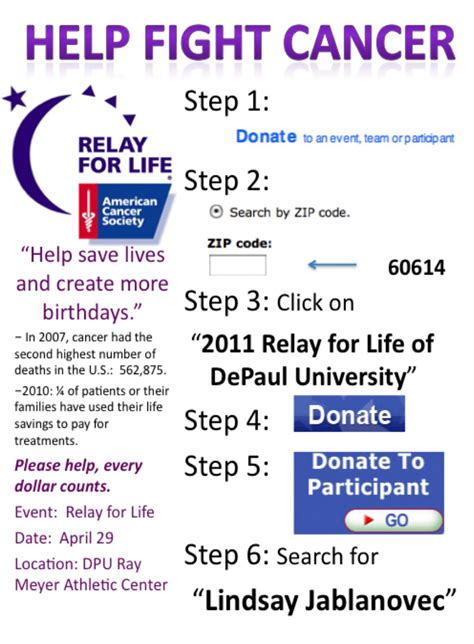 relay for flyer template fearless don t give up through it all just stand up