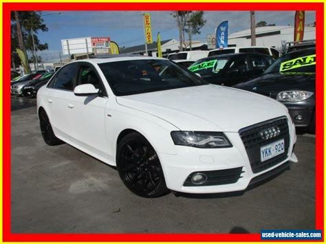 Audi A4 B8 For Sale by Audi A4 For Sale In Australia