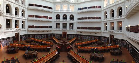 Electronic Desk State Library Of Victoria Melbourne By Paul Blogs