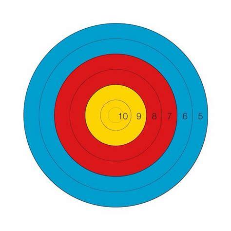 Print Target Target Panahan jual print target panahan 50cmx50cm di lapak rajapanahbogor nicopolish