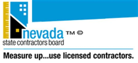 Nevada Plumbing License by Nevada Contractor License Get Your Nevada Contractors