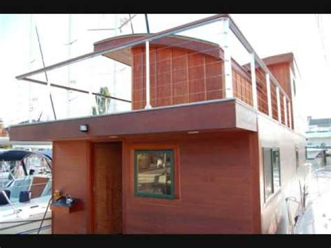 houseboat floating homes for sale