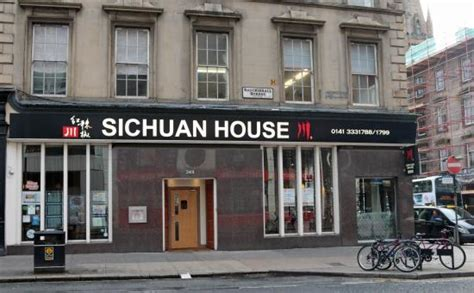 Exterior View Of Sichuan House Picture Of Sichuan House Glasgow Tripadvisor