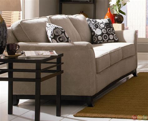 neutral sofa colors carver chenille fabric living room sofa and loveseat set