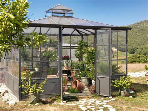 unopiu gazebo aralia greenhouse pavillons de jardin de unopi 249 architonic