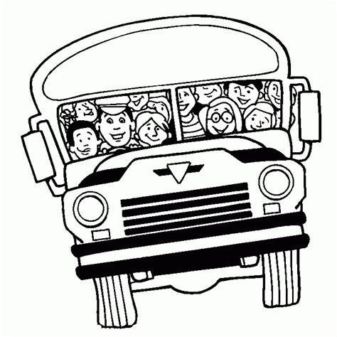imagenes escolares para colorear image gallery dibujo autobus