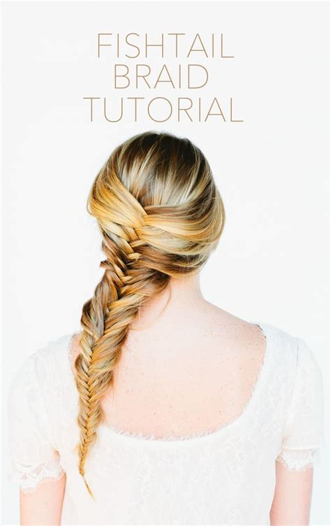 15 fishtail braids you should 1137 best images about hair on