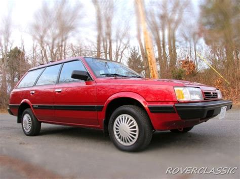 1992 subaru loyale engine 1992 subaru loyale awd for sale subaru loyale 1992 for