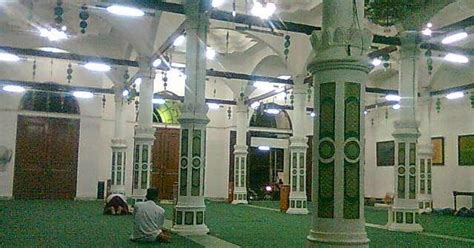 Lu Gantung Masjid muke lu jauh dari kanzus solawat pekalongan ke
