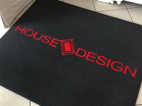 zerbini con logo zerbini personalizzati sintesi tende