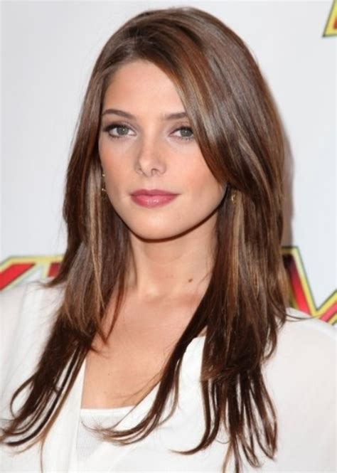 best hair styles for a long narrow face 20 hairstyles for long thin hair herinterest com my
