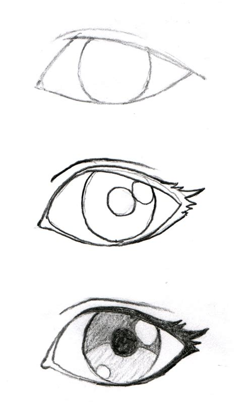 how to draw a eye the world s catalog of ideas