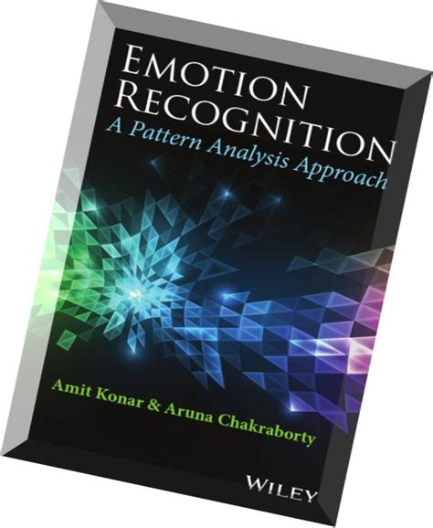 pattern recognition and image analysis gose pdf download emotion recognition a pattern analysis approach
