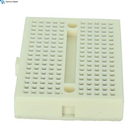 Syb 170 Small Breadboard Protoboard Projectboard syb 170 colored mini breadboard white