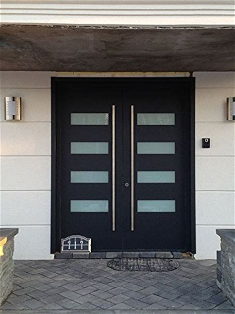Overhead Door Corporate Office Modern Stainless Steel Sus304 Entrance Entry Commercial Office Store Front Wood Timber