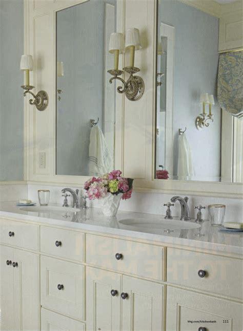 Bhg Bathrooms by Mel Liza Bathroom Designs Mirror Wall