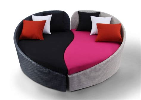 11 Beautiful Unique Sofa Designs With Heart Shaped Layout Interior Design Inspirations