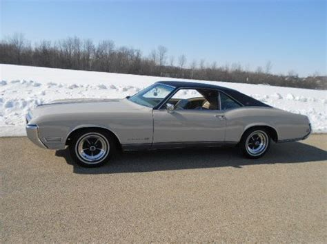 1968 buick riviera gs for sale sell used 1968 buick riviera gs 430 v8 360 power
