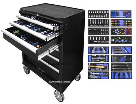 Tool Cabinet Malaysia by Remax 184pcs 6 Drawers Tool Cabinet Set 10 77 Ht208sc