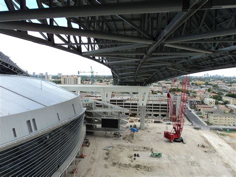 Home Plate Garage Marlins Park by Marlins Stadium Thread Page 104 Skyscrapercity