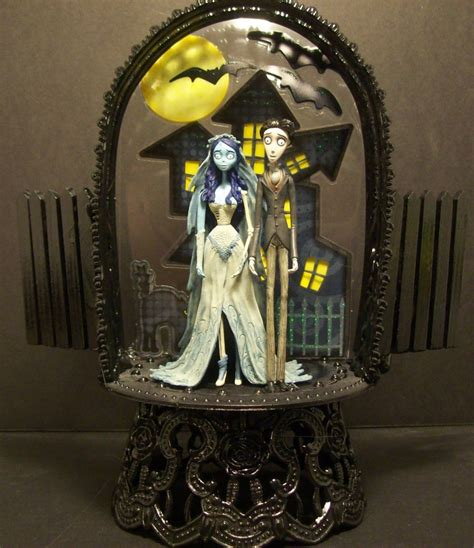 corpse cake topper pin by aoifee connolly on tim burton