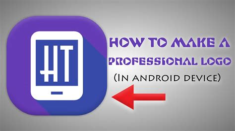 material design logo maker how to make a material design logo using android device