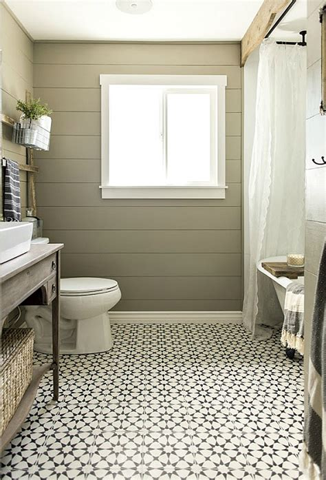 bathroom floor design swoon these 14 gorgeous patterned tile designs