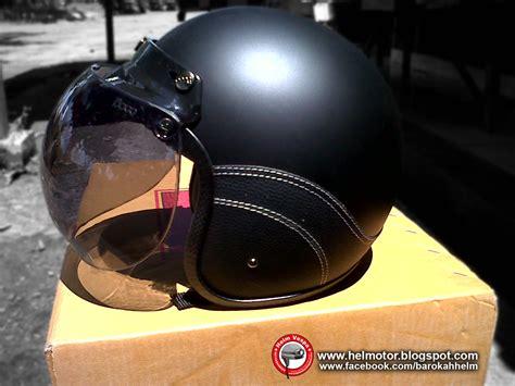 helm vespa bogo ksh black doff helm vespa