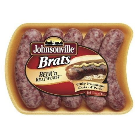 brats n beer johnsonville 174 beer n bratwurst brats reviews find the