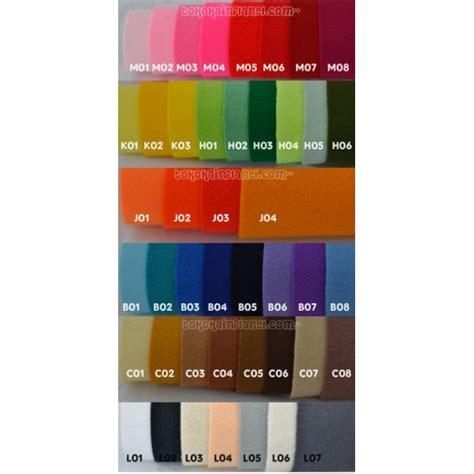 Handuk Gudetama Shoyu Uk 35 X 80 pkfa4 paket kain flanel serat 1 warna uk 22x23cm total