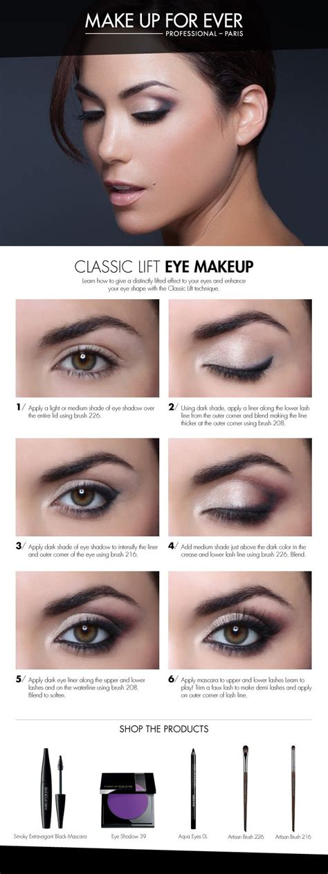 eyeliner tutorial round eyes how to apply eye makeup for small round eyes howsto co