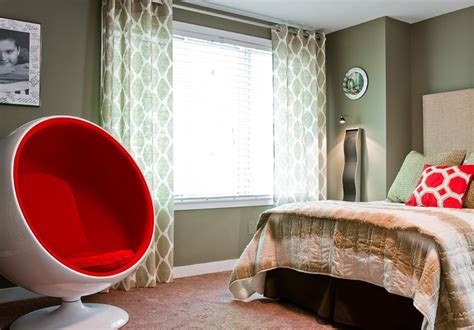 Red Home Decor Accents Room To Dream Boys Bedroom Contemporary Kids Boston