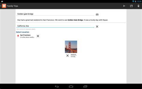 blogger app 5 app per i blogger foto 1 di 4