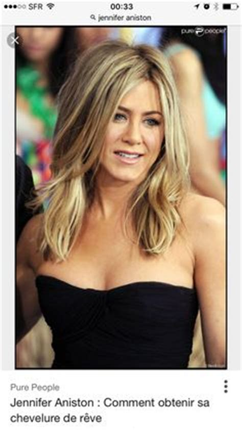 jennifer aniston half up half down hairstyles jennifer aniston s hair secrets 08 hairstyles easy