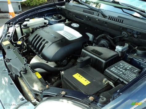 2004 hyundai santa fe engine car interior design