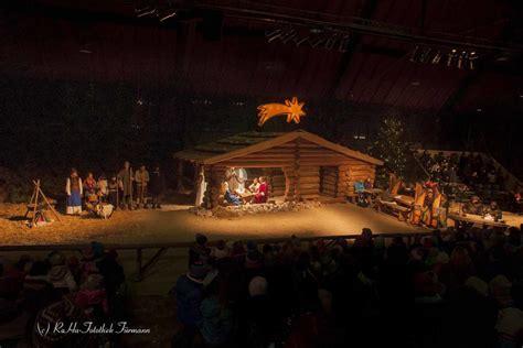 weihnachten im stall berchtesgadener land
