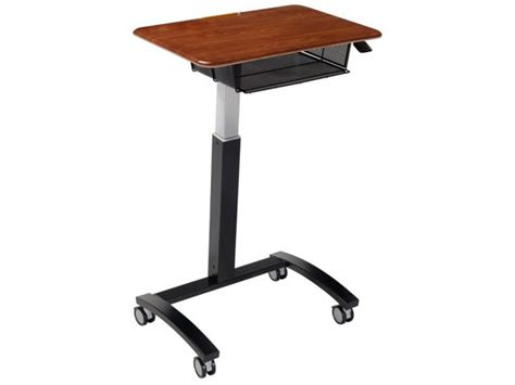 Academia Surge Standing Student Desk Hard Plastic 26 38 Standing Student Desk