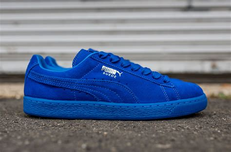 royal blue suede suede classic iced royal blue sneaker bar detroit