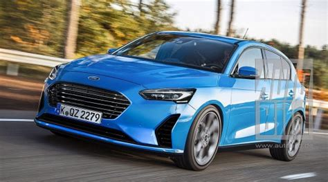 all new ford focus 2018 all the currently known information about the new 2018