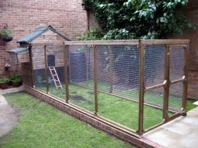 william chicken house and chicken run with fully boarded