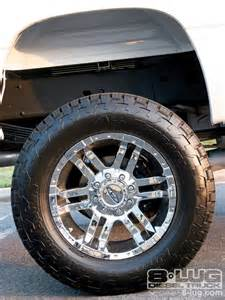 Truck Rims For Chevy 2500 2006 Chevy Silverado 2500hd Pro Comp 6 Inch Lift Kit 8
