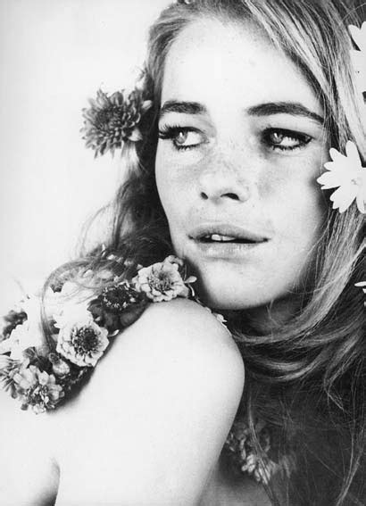 Collage Of Life Leading Lady Charlotte Rampling