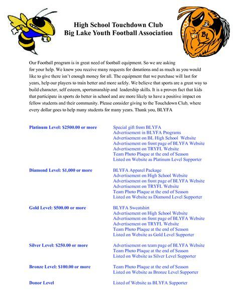 Donation Letter For Youth Baseball Team Best Photos Of Youth Sports Donation Request Letter