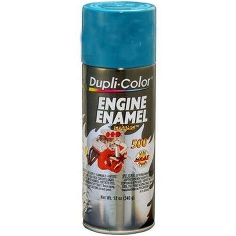 heat engine duplicolor high heat engine paint