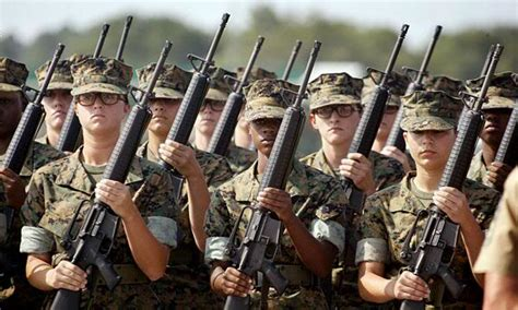 what attractive to marines house and army looking into body armor for female soldiers