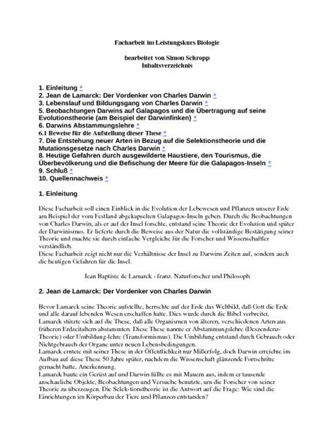 Vorwort Schreiben Muster Facharbeit Einleitung Facharbeit Schreiben