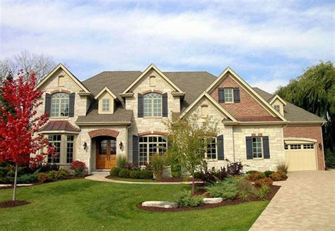 custom curb appeal how do you like the curb appeal of this custom home www