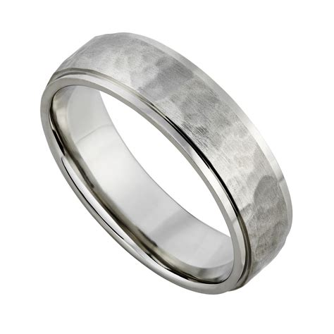 s palladium 950 6mm ring