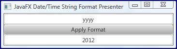 format date based on locale java javafx based simpledateformat demonstrator javaworld